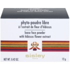 Sisley Phyto-Poudre Libre stralucire, pulbere vrac pentru o nota de catifea pentru piele