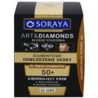 Soraya Art & Diamonds omlazující denní krém s diamantovým práškem