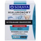 Soraya Hyaluronic Microinjection regenerierende Creme mit Hyaluronsäure