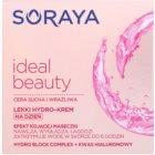 Soraya Ideal Beauty lehký hydratační krém pro suchou až citlivou pleť