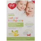 Splat Baby naravna zobna pasta za otroke z masažno zobno ščetko