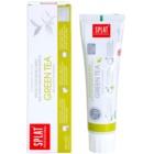 Splat Professional Green Tea Bio-Aktiv Zahnpasta zum Kariesschutz und zum Schutz vor Zahnfleischerkrankungen