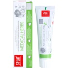 Splat Professional Medical Herbs pasta de dinti bio-activa pentru a proteja dintii si gingiile
