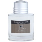 St. James Of London Black Pepper & Persian Lime Aftershave gel  voor Mannen 100 ml