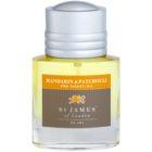 St. James Of London Mandarin & Patchouli olej na holení pro muže 50 ml