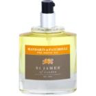 St. James Of London Mandarin & Patchouli Scheerolie  voor Mannen 50 ml