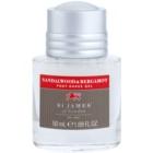 St. James Of London Sandalwood & Bergamot gel post-rasatura per uomo 50 ml senza confezione confezione da viaggio