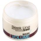 Stapiz Sleek Line Volume hydratační maska pro jemné a zplihlé vlasy