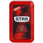 STR8 Red Code Eau de Toillete για άνδρες 100 μλ