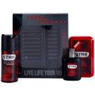 STR8 Red Code coffret cadeau II.
