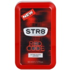 STR8 Red Code after shave para homens 50 ml