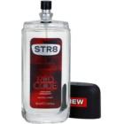 STR8 Red Code Deo mit Zerstäuber für Herren 85 ml