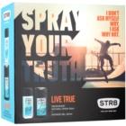 STR8 Live True darčeková sada IV.