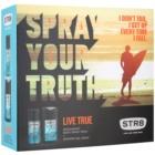 STR8 Live True coffret cadeau V.