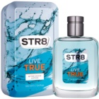 STR8 Live True Aftershave lotion  voor Mannen 100 ml
