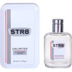 STR8 Unlimited woda po goleniu dla mężczyzn 50 ml