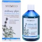 Sylveco Dental Care Mundwasser zum Stärken und Erneuern des Zahnschmelzes für empfindliches Zahnfleisch