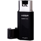 Ted Lapidus Lapidus Pour Homme Black Extreme Eau de Toilette voor Mannen 100 ml