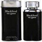 Ted Lapidus Black Soul toaletní voda pro muže 100 ml