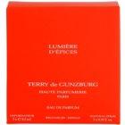 Terry de Gunzburg Lumiere d'Epices Eau de Parfum para mulheres 3 x 8,5 ml (3x recargas com vaporizador)