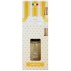 THD Home Fragrances Vanilla aroma difuzér s náplní 100 ml