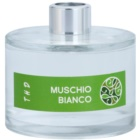 THD Platinum Collection Muschio Bianco aroma difusor com recarga 100 ml