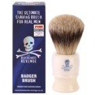 The Bluebeards Revenge Corsair Super Badger Shaving Brush štětka na holení z jezevčí srsti