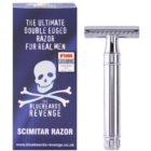 The Bluebeards Revenge Razors & Blades rasoir à double tranchant