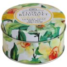The Somerset Toiletry Co. Floral Bouquet Daffodil Flower luxusní tuhé mýdlo