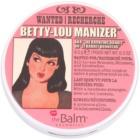 theBalm Betty - Lou Manizer бронзатор та тіні в одному