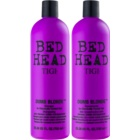 TIGI Bed Head Dumb Blonde lote cosmético VII.