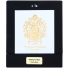 Tiziana Terenzi Ebony & Teck candela profumata   piccola
