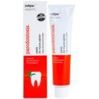 Tołpa Expert Parodontosis zubná pasta proti krvácaniu ďasien a paradentóze