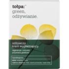 Tołpa Green Nutrition verfeinernde Crem mit regenerierender Wirkung
