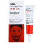 Tołpa Dermo Face Relift 45+ zpevňující oční krém proti vráskám a tmavým kruhům