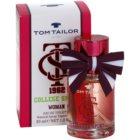 Tom Tailor College Sport Eau de Toilette voor Vrouwen  30 ml