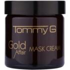 Tommy G Gold Affair feuchtigkeitsspendende und aufhellende Maske für empfindliche Haut