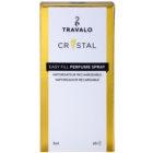 Travalo Crystal Gold Navulbare Parfum verstuiver Unisex 5 ml