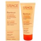 Uriage Bariésun Autobronzant Loção sedosa de auto-bronzeamento para rosto e corpo