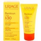 Uriage Bariésun легкий захисний крем для обличчя SPF 30