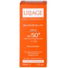 Uriage Bariésun крем для обличчя для засмаги без віддушки SPF 50+