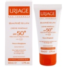 Uriage Bariésun мінеральний захисний крем для обличчя та тіла SPF 50+