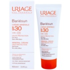 Uriage Bariésun Creme corporal e facial mineral protetor SPF 30