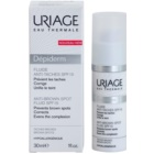 Uriage Dépiderm lotiune pentru indepartarea petelor pigmentare SPF 15