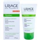 Uriage Hyséac reinigende und beruhigende Maske für das Gesicht zum verkleinern der Poren