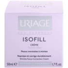 Uriage Isofill protivráskový krém pro normální až smíšenou pleť