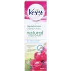 Veet Natural Inspirations crema depilatoare pentru piele sensibila