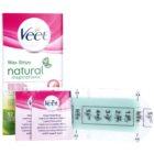 Veet Natural Inspirations voskové depilační pásky pro normální a suchou pokožku