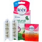 Veet Wax Strips Natural Inspirations™ Facial Waxing Strips With Argan Oil