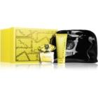 Versace Yellow Diamond set cadou ХІ